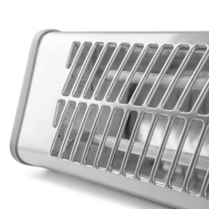 Estufa de cuarzo para baño BB 5000 de Orbegozo