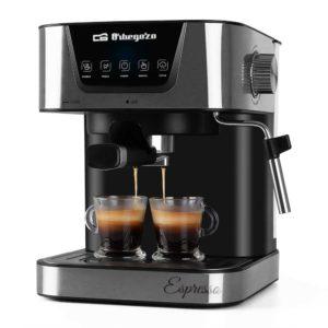 Cafetera para espresso y cappuccino EX 6000 de Orbegozo