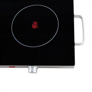 Placa vitrocerámica portátil PCE 6000 de Orbegozo