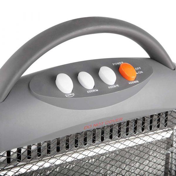 Calentador halógeno BP 5008 de Orbegozo