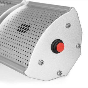Estufa de infrarrojos PHF 50 de Orbegozo