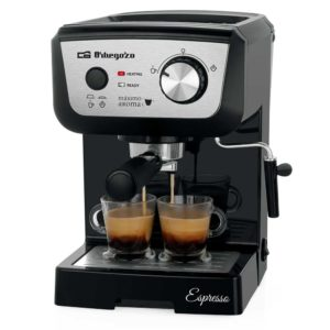 Cafetera espresso EX 5000 de Orbegozo