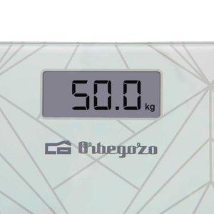 Báscula de baño PB 2218 de Orbegozo