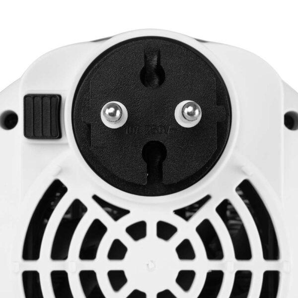Mini calefactor cerámico de enchufe CR 4000 de Orbegozo