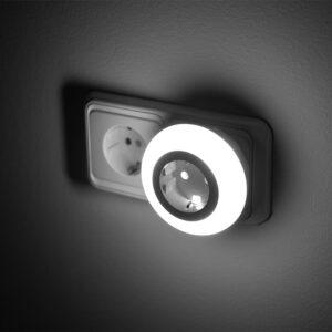 Enchufe luz nocturna EN 1400 de Orbegozo