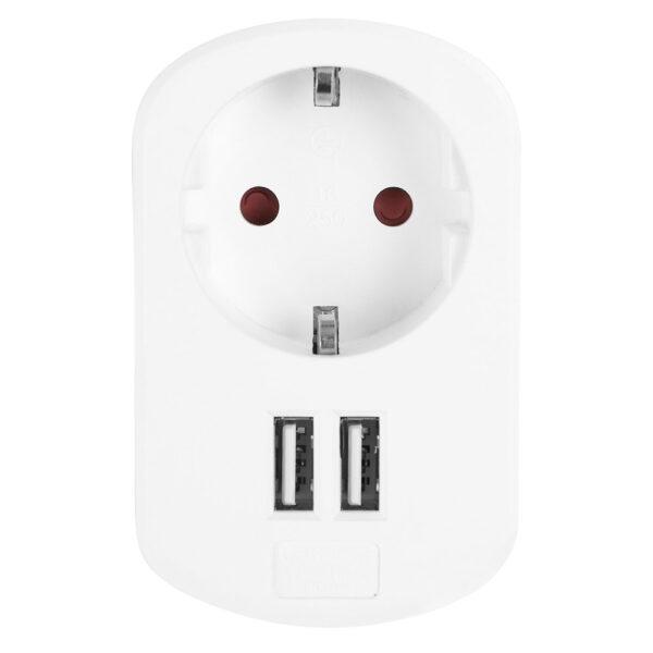 Enchufe USB EN 1200 de Orbegozo