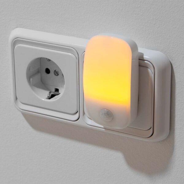 Luz LED nocturna LP 1000 de Orbegozo