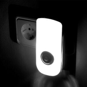 Luz LED nocturna LP 2000 de Orbegozo