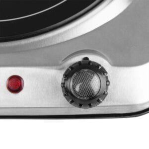 Placa vitrocerámica portátil PCE 4050 de Orbegozo