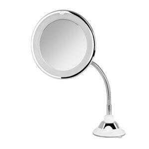 Espejo cosmético con luz LED ESP 1020 de Orbegozo